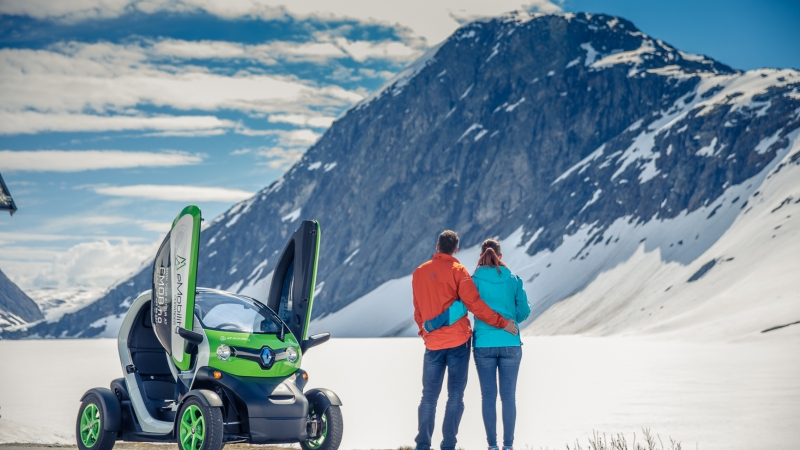 eMobility Geiranger